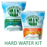 Charlie's Hard Water Kit